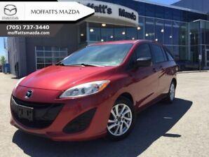 2013 Mazda Mazda5 GS  - Bluetooth -  Power Windows - $84.40 B/W