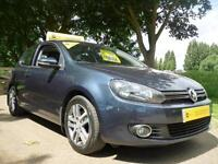 Volkswagen Golf 1.6TDI ( 105ps ) 2009 / 59 SE 1 OWNER FROM NEW