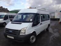 2010 10 Ford TRANSIT 115 T370 15 SEAT RWD - Diesel Van