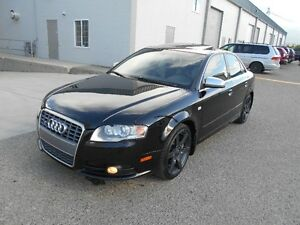 2006 Audi S4 6 Speed AWD V8 4.2l 340 Horse Power Sedan