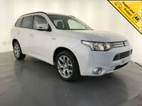 2015 MITSUBISHI OUTLANDER GX 3H PHEV AUTO 1 OWNER SERVICE HISTORY FINANCE PX