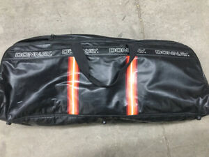 Badminton Rackets + Multiple cases + Carrying case