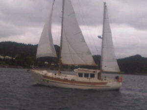 1976 Fisher 37 Morotrsailor