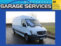 2014 MERCEDES SPRINTER LWB *NO VAT* EXCELLENT CONDITION **LOW MILES**