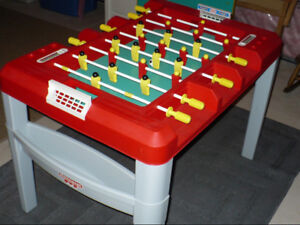 Monneret 5 in 1 Multi Games Table