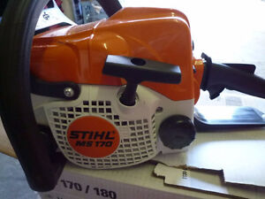 Stihl MS170 16 Inch Chainsaw - BRAND NEW