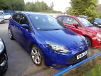 2014 64 FORD FOCUS 2.0 ST-2 5DR 250 * HALF LEATHER *