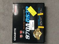 *£30* RRP £60 GIGABYTE GA-970A-DS3P AMD 970 (Socket AM3+) ATX Motherboard