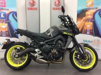 YAMAHA MT09 EX DEMO MANY EXTRA'S DELIVERY ARRANGED P/X WELCOME