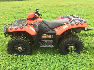 2011 POLARIS 550 SPORTSMAN XP WITH EPS...FINANCING AVAILABLE