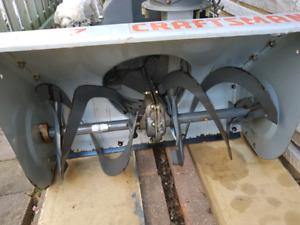 Heavy duty 27 inch /8 HP Gas power drive snowblower