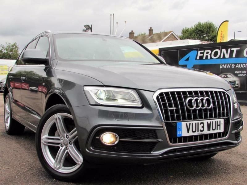 2013 audi q5 2 0tdi quattro s line plus automatic 4x4 diesel 4x4 diesel in eltham london. Black Bedroom Furniture Sets. Home Design Ideas