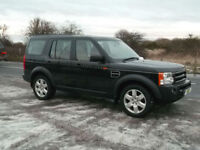 2005 Land Rover Discovery 3 2.7TD V6 Auto HSE
