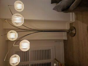 Urban Barn 5 Lantern Floor Lamp