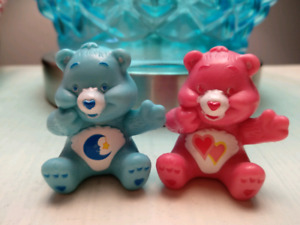 Care Bear Figurines