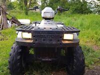 Polaris 4x4 off roader