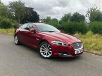 2014 Jaguar XF 3.0d V6 Premium Luxury 4dr Auto [Start Stop] SALOON Diesel Automa