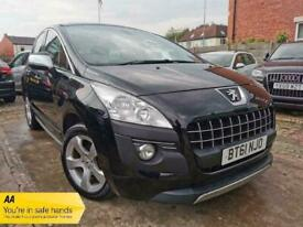 image for 2011 Peugeot 3008 1.6 HDI Exclusive 5dr Manual HATCHBACK Diesel Manual