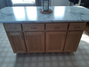 Kitchen island for SALE Pennfield NB