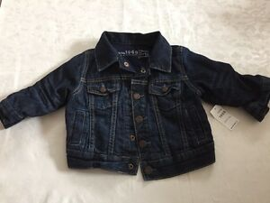 NEW with tag Baby Gap denim jacket 6-12mths