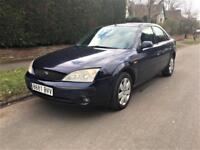 2002 Ford Mondeo DIESEL LHD LEFT HAND DRIVE