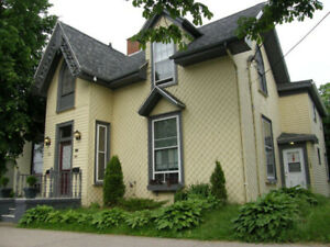 1 bedroom apartment in Historic Home near Dartmouth ferry