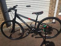 TREK 7500 hybrid bike for sale 15inch frame