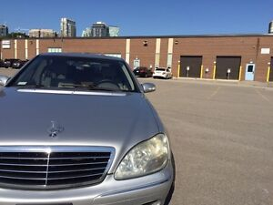 Affordable Luxury - Mercedes S500 4matic