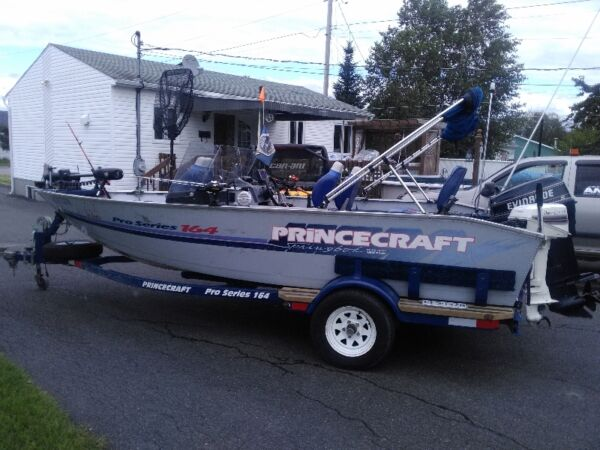 Used 1994 Princecraft PRO-SERIES 164