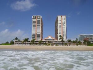 OCEAN FRONT CONDO IN POMPANO BEACH (FLORIDA) FOR RENT