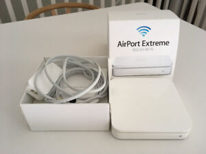 Apple AirPort Extreme 802.11n Wi-Fi Router
