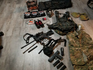 Kit de paintball complet!!! tippman+tipx ++++