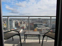Luxury condo, fully furnished, in the heart of downtown
