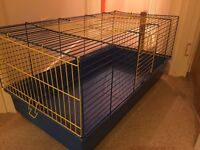 Rabbit/Guinea pig indoor hutch
