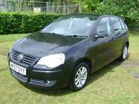 Volkswagen Polo 1.4 ( 80P ) 2007MY S SIX SERVICES