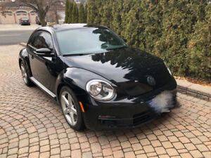 2012 Volkswagen Beetle Premiere Coupe (2 door)