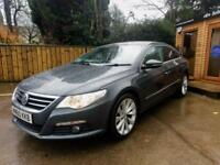 **NEW YEAR SALE** 2011 VOLKSWAGEN PASSAT CC 2.0TDI BLUEMOTION TECH GT IN GREY