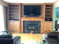 Blake Lomas Finishing Carpenter/ Mantles, Cabinets,Stairs ...