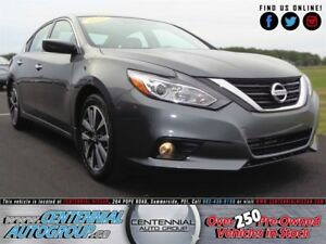 Nissan Altima SV | 2.5L | i4-Cyl | Bluetooth | Heated Seats 2016