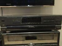 Technics CD player 5 cd changer