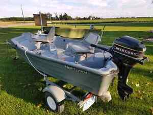 Runabout boat for sale