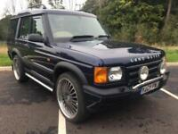 2001 LAND ROVER DISCOVERY 2.5 TD5 ES 7 SEATER 5 DR ESTATE STUNNING MOT 01/03/20 for sale  Sutton-in-Ashfield, Nottinghamshire