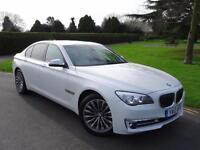 BMW 7 SERIES 730D SE [START/STOP] 2013/13
