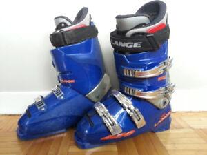 Lange L10 Race Fit Ski Boots - Men's Size 8-8.5 - 305mm