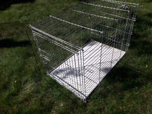 cage à chien/ dog crate