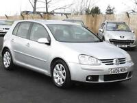 Volkswagen Golf 2.0TDI 2006 GT, 5 Door Hatchback, 6 Months AA Warranty