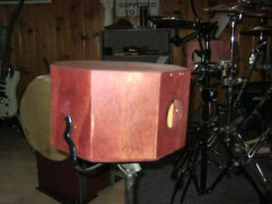 cajon buy or sell used drums percussion in ontario kijiji classifieds. Black Bedroom Furniture Sets. Home Design Ideas