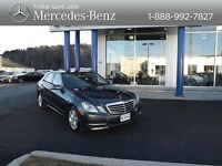 2012 Mercedes-Benz E300 4MATIC Sedan