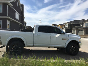 2014 Dodge Power Ram 3500 White Pickup Truck
