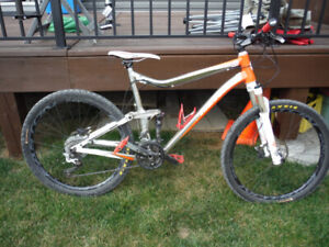 Kona 2+2 mountain bike 2012 (1250$)